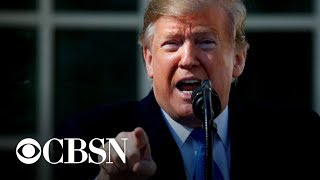Trump calls McCabe's actions
