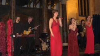 Femme Vocale live with acoustic trio - Bei mir bist du schön