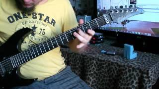 Limp Bizkit - Hot Dog (Guitar cover)