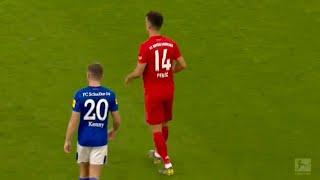 Ivan Perisic Bayern Munich DEBUT vs Schalke 04 • 08/24/19 • ALL Touches • HD