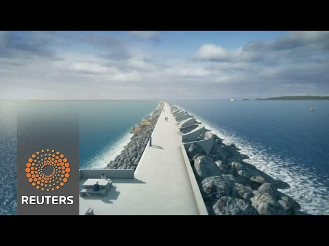 Swansea Bay tidal lagoon to harness British sea power