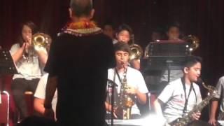 Iolani jazz band