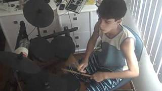 Just a Little Bit of Chaos - S.M.S & Rehb (drum cover)