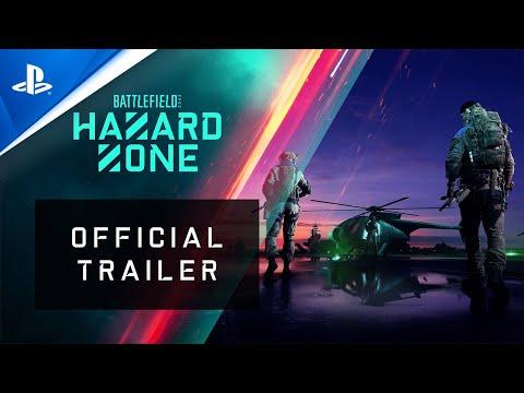 Battlefield 2042 - Hazard Zone Offizieller Trailer   PS5, PS4, deutsch