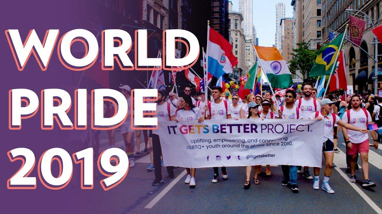 La Red IGB en el NYC Pride 2019