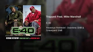 """""""Trapped"""" Feat.  Mike Marshall"""