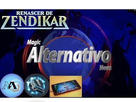 Magic News Ep.1- Zendikar rising, tenis do jace, especulções do ano que vem e muito mais.....