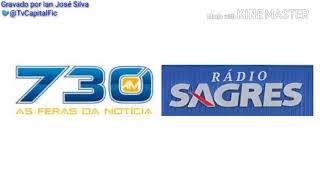Rádio 730 de Goiânia anuncia mudanças na programação; vem aí a Rádio Sagres (21.2.2018)