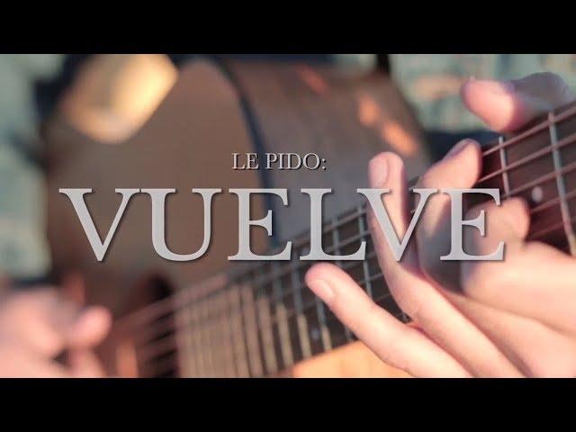 Video oficial de Berni Pietra Le Pido: Vuelve