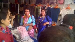 "nepali Gay singing & Dans' "" naranghat chitwan "" nepal"
