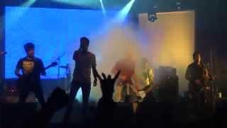 """Melian feat Joaco """"Oceano en llamas"""" @ Groove, lanzamiento DVD Juntos Movemos Montañas 05/04/14"""