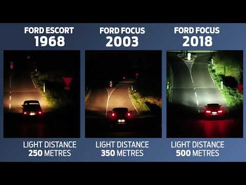 Just Follow Your Headlights! New Tech Predicts What's Coming