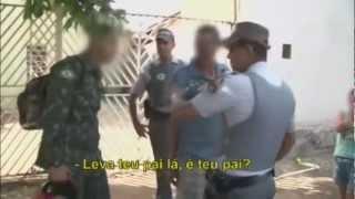 Policia 24h BIZONHO Lins