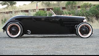 A Steampunk Hot Rod That...Turns? - /BIG MUSCLE