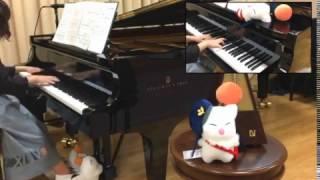 【FF14】女神に捧ぐ2台のピアノのための幻想曲(女神ソフィアarrange)