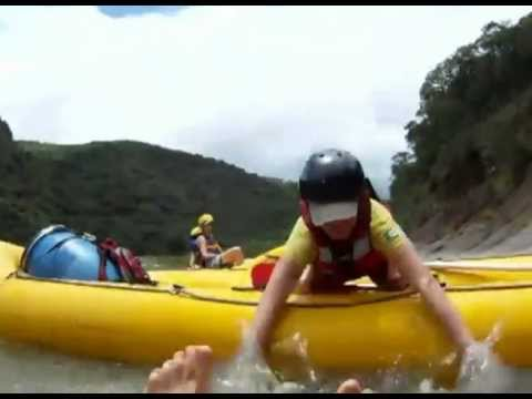 White Water Rafting on the Umkomaas, KZN – Active Escapes