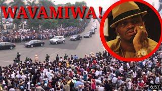 MSAFARA WA DIAMOND WAVAMIWA MTWARA WAKIENDA WASAFI FESTIVAL!