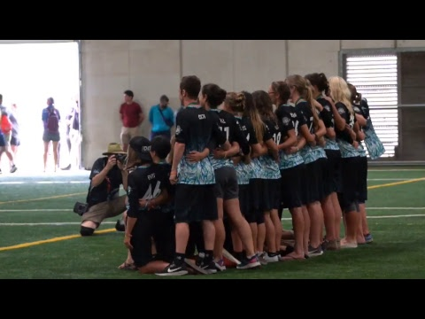 Video Thumbnail: 2018 World Ultimate Club Championships, Women's Final: Seattle Riot vs. Medellin Revolution