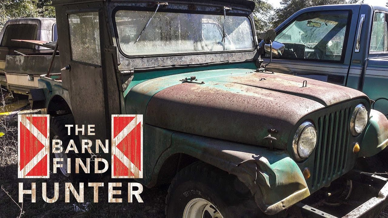 Barn Find Hunter: Assorted Locations