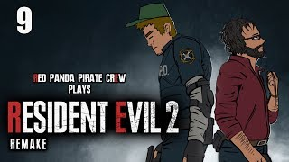 Resident Evil 2 REMAKE: Part 9 - Tonight Matthew i, Bill Nighy, Am Going To Be...