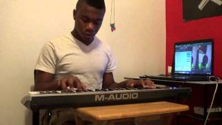 15 Year Old Plays Piano ( Usher Lovers And Friends And Dre Still Dre)