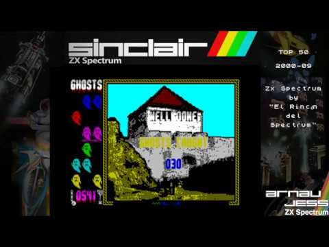 TOP 50 JUWEGOS Zx Spectrum (2000-09)
