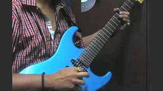 Megadeth - Foreclosure of a Dream ... Solo Cover