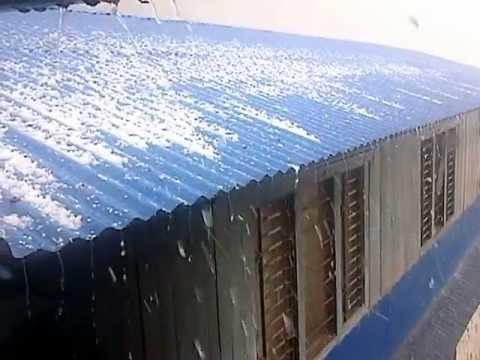 Heavy Rain in Upper Sinua, Nepal