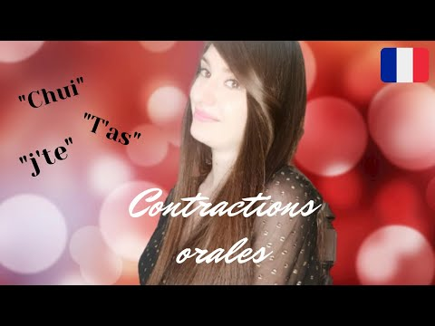 Contractions orales