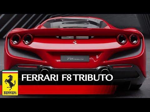 Ferrari F8 Tributo - Performance