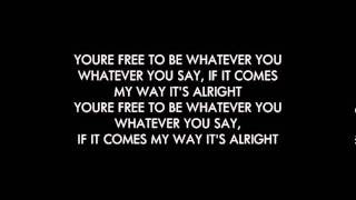 Whatever - OASIS (con letra - with lyrics)