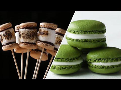 How to Make Macaron Recipes To Become A Macaron Master ? Tasty