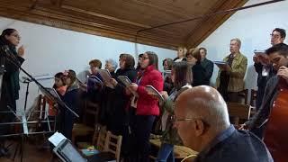 Com o o Senhor nos amou *G.C.P.S.S.A.*Missa 3º Domingodo advento*10/12/2017*