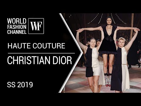 Christian Dior Haute Couture Spring-summer 2019