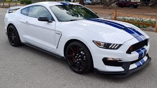 SOLD 2017 Shelby GT350R Coupe, 920A, Electronics Package for sale by Corvette Mike