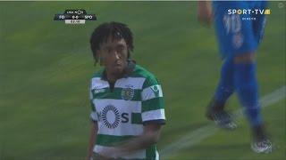 (Info Video) Gelson Martins vs Feirense (13-5-2017) Liga NOS 2016-2017 (Round 33)