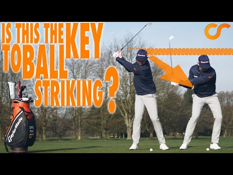 IS THIS THE KEY TO PURE BALL STRIKING?