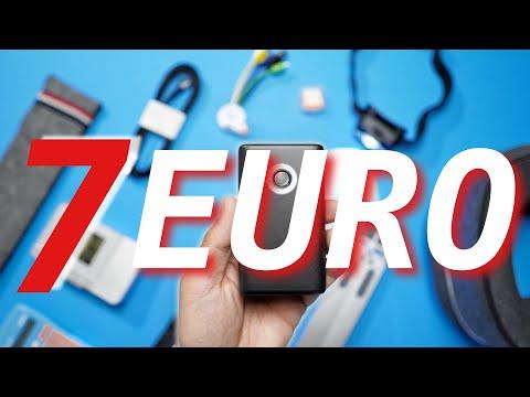 7 GADGET TECH SOTTO i 7 EURO