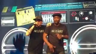 """Passi """"Je zappe et je mate"""" 31/05/16 @Casino de Paris Age d'Or du Rap Français"""