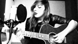 Mad World Gary Jules Acoustic & Voice Cover by Estelle