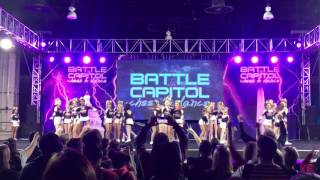 Fame Vixens Battle at the Capitol 2017 Day 2