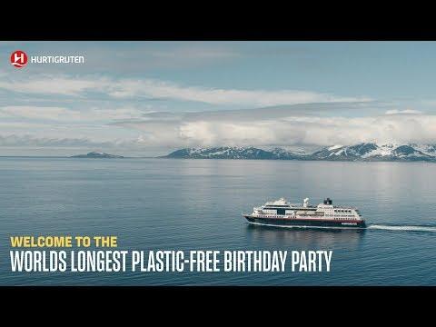 Hurtigruten 125th anniversary