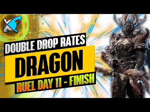 BEST UPCOMING DOUBLE DROP RATE EVENT?! | Ruel The Huntmaster Day 11 | RAID: Shadow Legends
