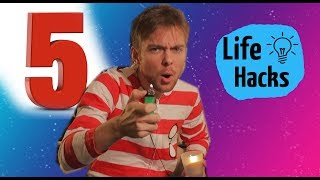 Top 5 life hacks!