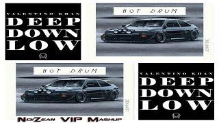 Joyride - Hot Drum! X Valentino Khan - Deep Down Low! (NoiZean VIP Mashup)