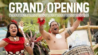 The Grand Opening of Universal's Volcano Bay