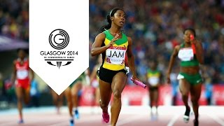 Jamaica smash women's 4x100m Commonwealth record | Unmissable Moments