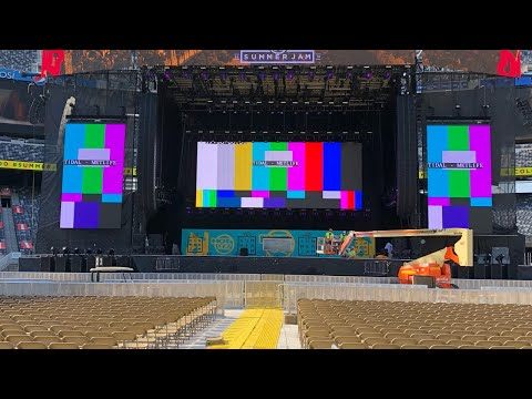 24 hours before Summer Jam 2018 iPhone live stream