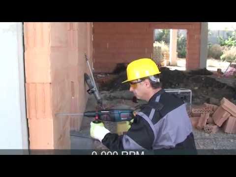 Bosch GBH 2-26 DRE Profesyonel Elektirikli Kırıcı Ve Delici El Aleti