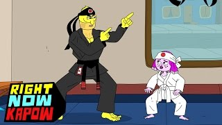 Dojo | Right Now Kapow | Disney XD